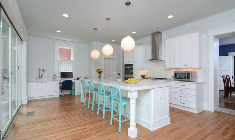 whatever your vision our kitchen remodel will create a family space youll love to use and show off - Kitchen 79
